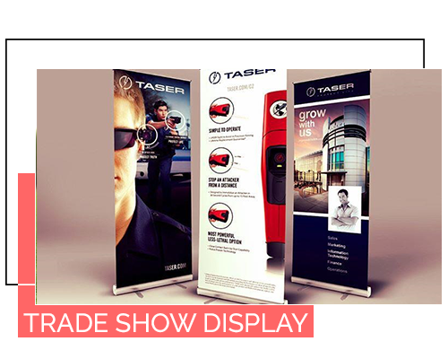 Roadhouse Signs Tradeshow Displays